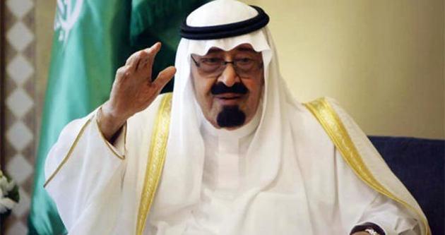 Suudi Arabistan Kralı Abdullah bin Abdülaziz zatürre oldu