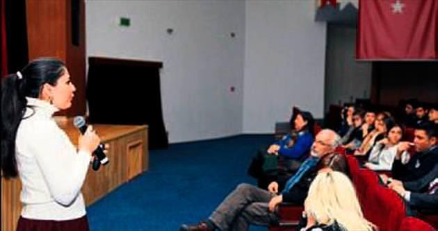 Yenimahalle'den iletişim semineri