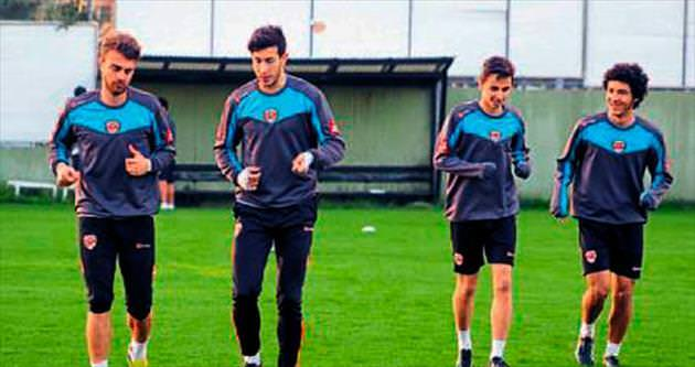 Adanaspor üç puana odaklandı