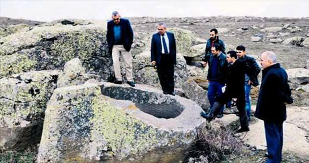 Hitit taş atölyesi müze olacak