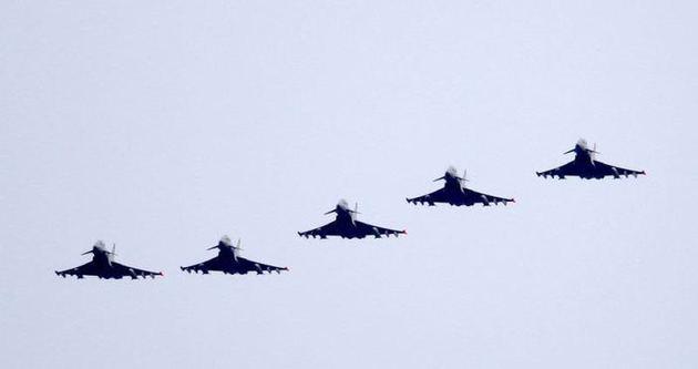 Libya jetleri Yunan gemisini bombaladı