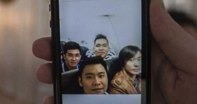 Düşen AirAsia uçağındaki yolcunun son selfiesi ortaya çıktı