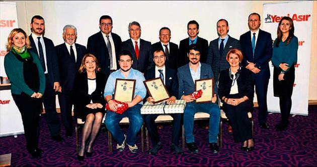 Tasarım ödülü Adana'ya geldi