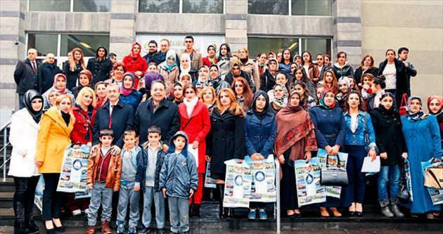 Şahinbey'den 260 bin kişiye kurs