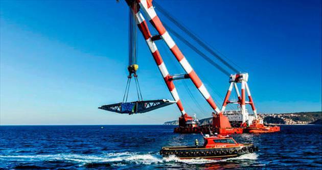 450 tonluk operasyon
