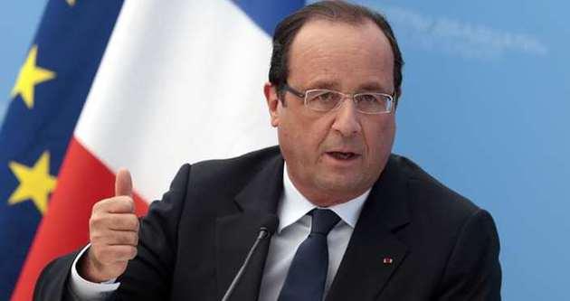 Hollande: Keşke Esad'ı vursaydık
