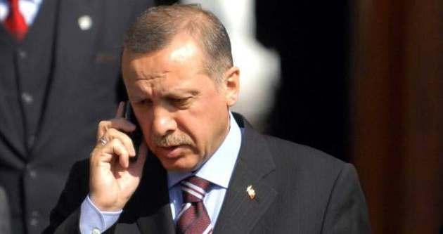 Erdoğan astsubay Örs'ün eşini aradı