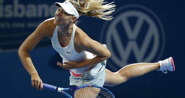 Sharapova rahat kazandı