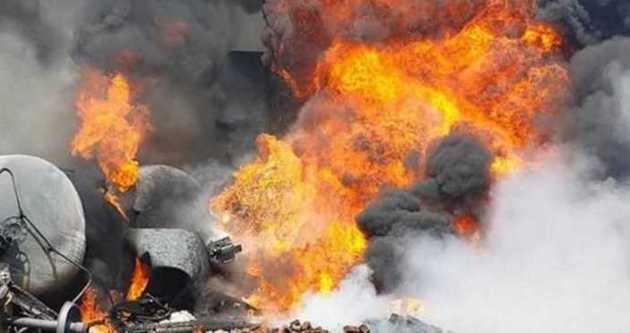 Irak'ta camiye bombalı saldırı!