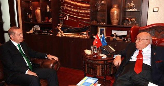 Erdoğan'ın Demirel'e ziyaretindeki ilginç ayrıntı
