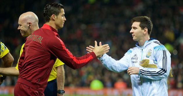 Messi'den Ronaldo'ya büyük fark