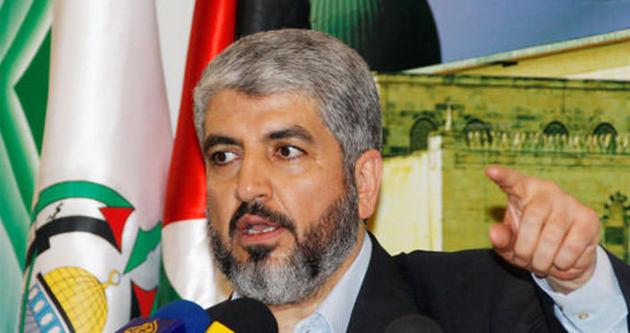 Hamas'tan Meşal'in sınırdışı haberine yalanlama