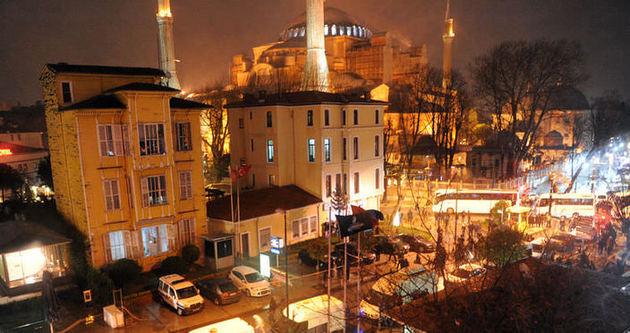 Sultanahmet'te polise bombalı saldırı: 1 şehit