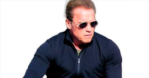 Bisikletli Arnold