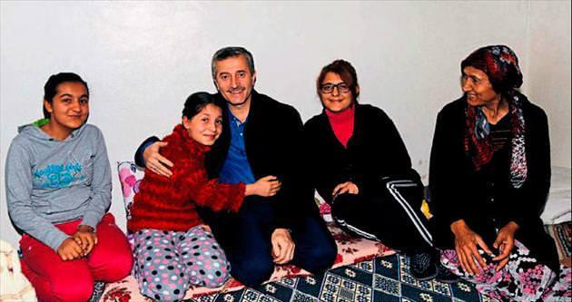Şahinbey'de aile ziyaretleri sürecek