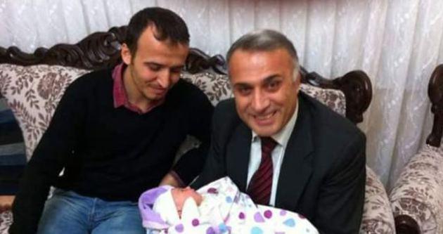 Şehit polisin acısı baba evine düştü
