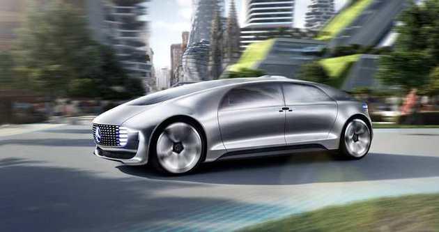Mercedes-Benz geleceğe ışık tutuyor