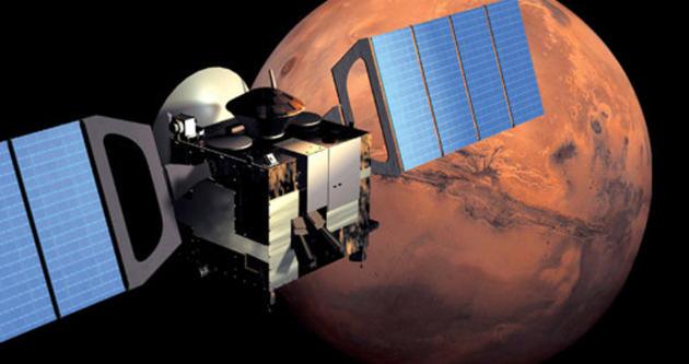 Mars'a toplu ulaşım başlıyor