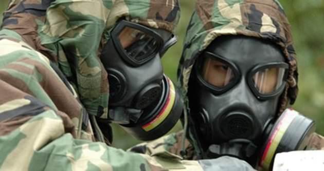 Suriye'de kimyasal silah kullanıldı
