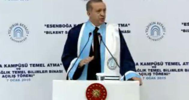 Erdoğan Savaş Ay'ın o programını hatırlattı