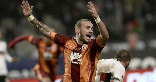 Sneijder'in transferinde kritik gün