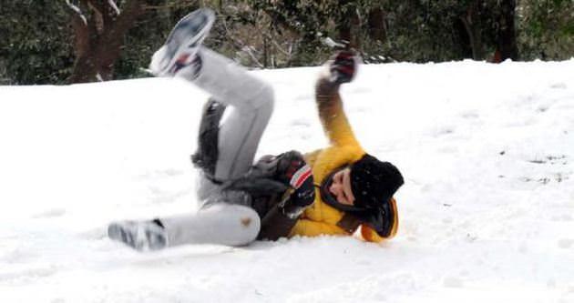 Kar tatili öğrencileri sevindirdi