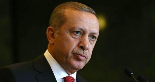 Erdoğan Paris'teki terör saldırısını kınadı