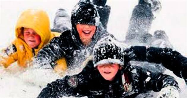 İstanbul'da kar tatiline devam