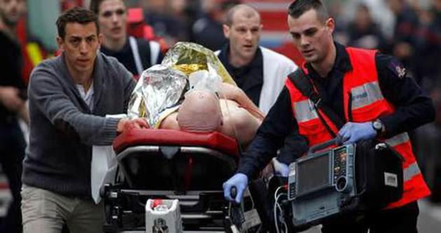 Fransa saldırısı dünya basınında
