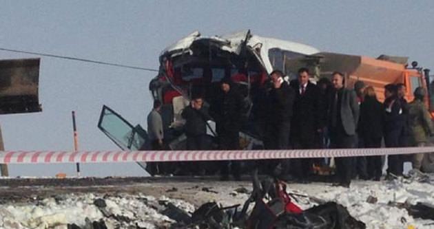 TEM'de trafik kazası: 1 ölü