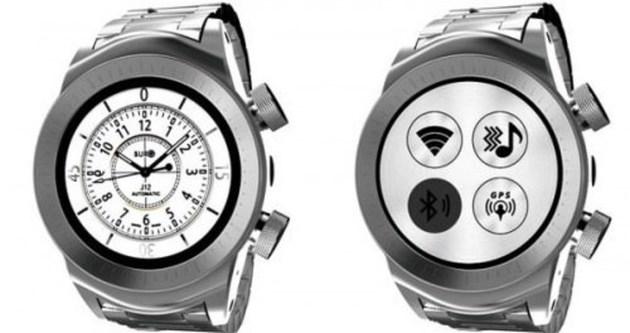 BURG 27 akıllı saat görücüye çıktı