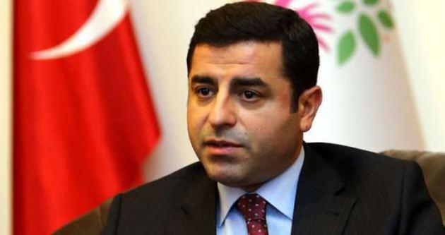 Kadir İnanır HDP'den aday mı oluyor? Demirtaş açıkladı!