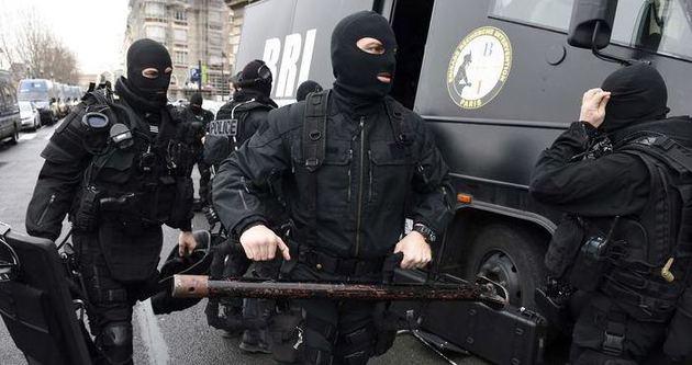 Charlie Hebdo saldırganlarının yerleri tespit edildi