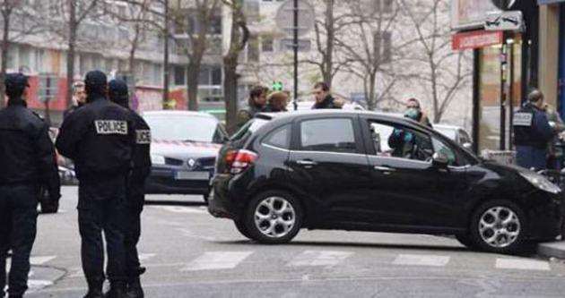 Paris saldırganlarının aracı tedirgin etti