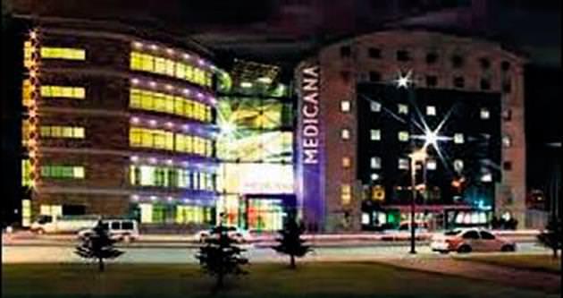 Medicana 11'inci hastaneyi Sivas'ta açtı