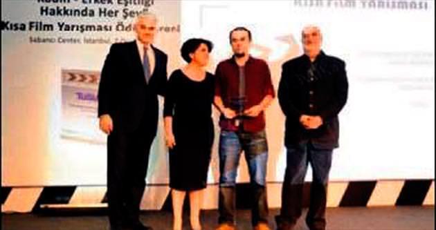 TÜSİAD'dan eşitliği anlatan filmlere ödül