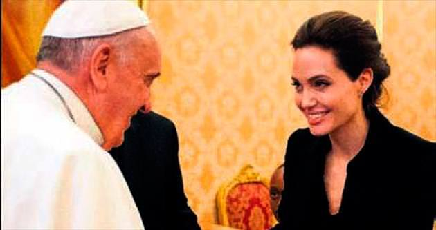 Vatikan'da bir yıldız