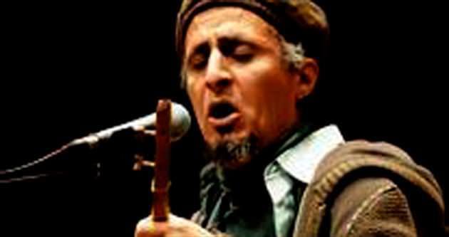 İran'ın Bob Dylan'ı Türkiye'de