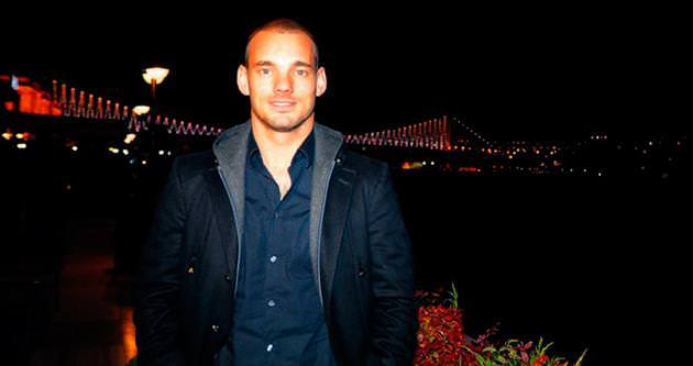 Sneijder için tele-konferans