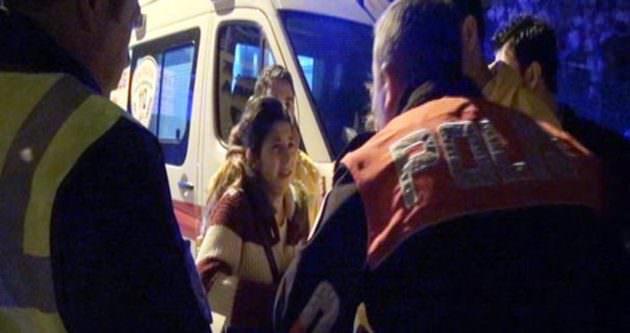 Polis gözaltına aldığı sürücünün eşinin doğum gününü kutladı