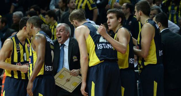 Euroleague'de Fenerbahçe, Nizhny sınavında