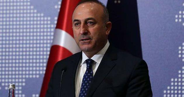 Bakan Çavuşoğlu: Terörün her türlüsünü lanetliyoruz