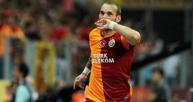 Sneijder'in transferinde son nokta