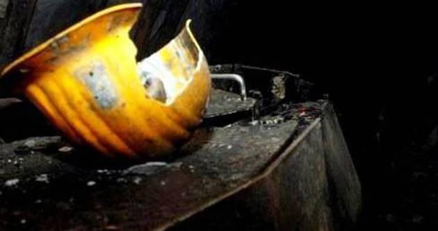 Zonguldak'taki madende göçük: 1 ölü
