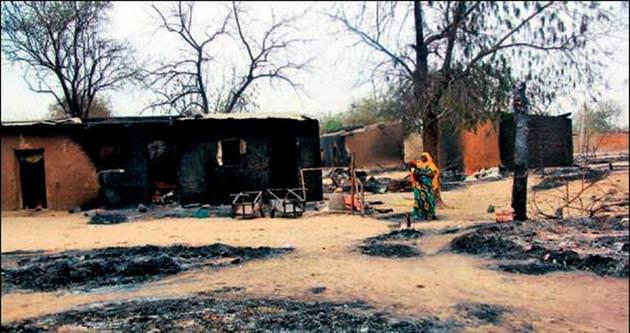 Boko Haram dehşeti: Yüzlerce ceset sokaklarda