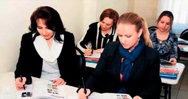 Yabancılar Türkçe'yi İSMEK'te öğreniyor