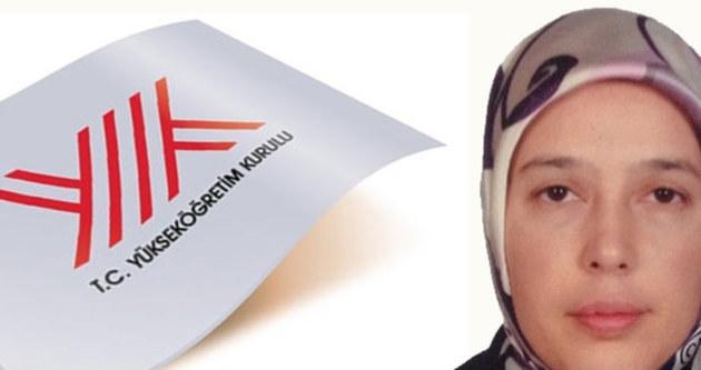 Erdoğan'dan Tufan'ın YÖK üyeliğine onay
