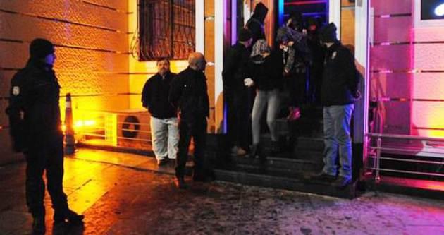 İstanbul'da 460 polisle narkotik operasyonu