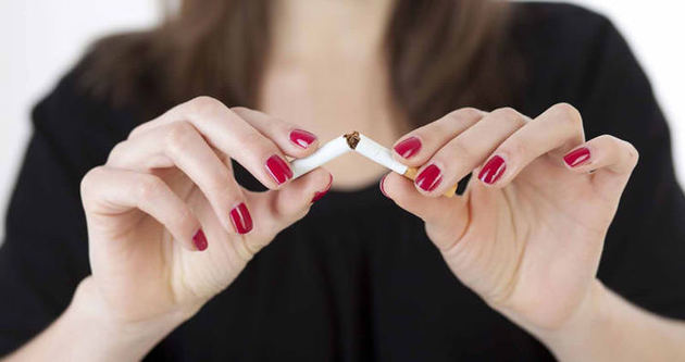 Sigarayı bırakmanın güzelliğinize 7 faydası