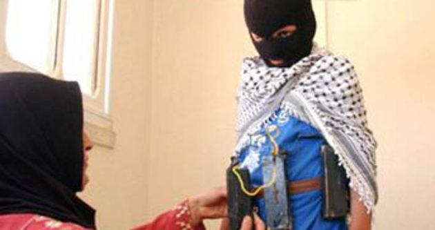 Nijerya'da 10 yaşındaki çocuğu canlı bomba yaptılar